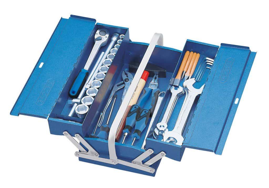 Básicos de las cajas de herramientas