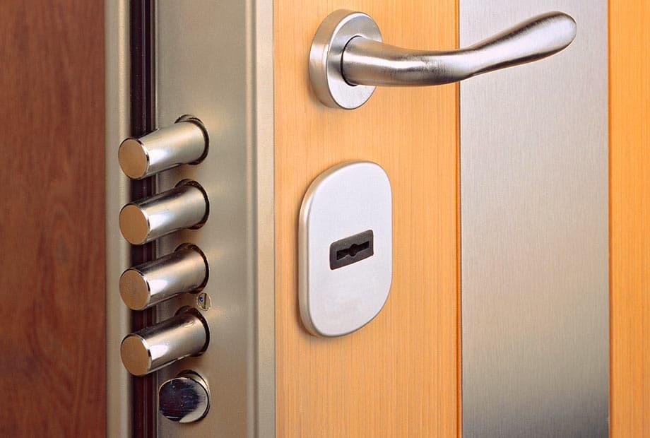 ¿Qué tienen las cerraduras multipunto?