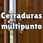 Instalación de cerraduras multipunto