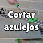 ¿Cómo conseguir cortar azulejos sin romperlos?