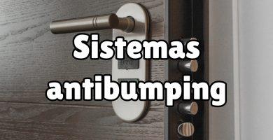 ¿Qué son los sistemas antibumping?